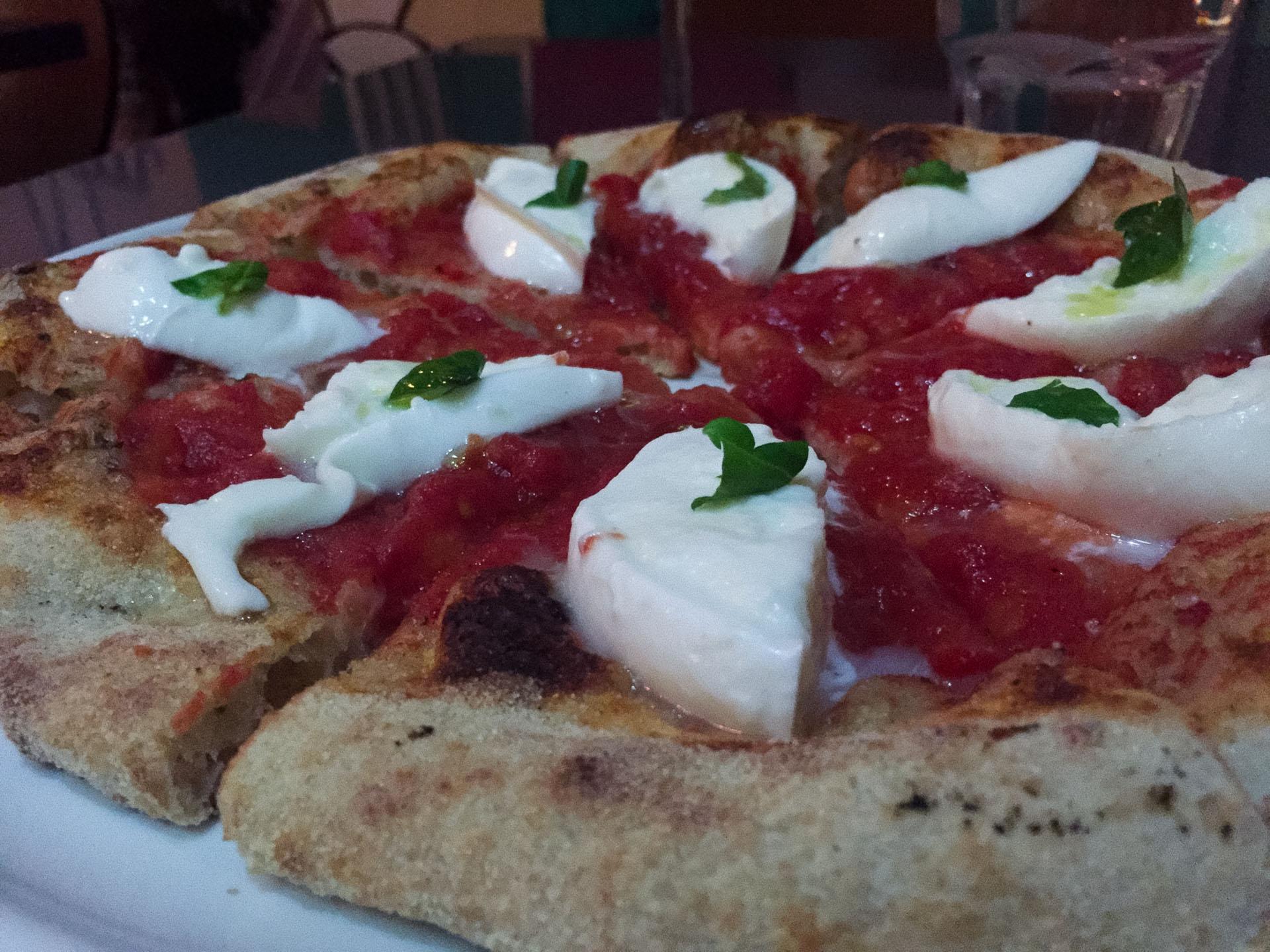 Pizza Alce Nero Berberè