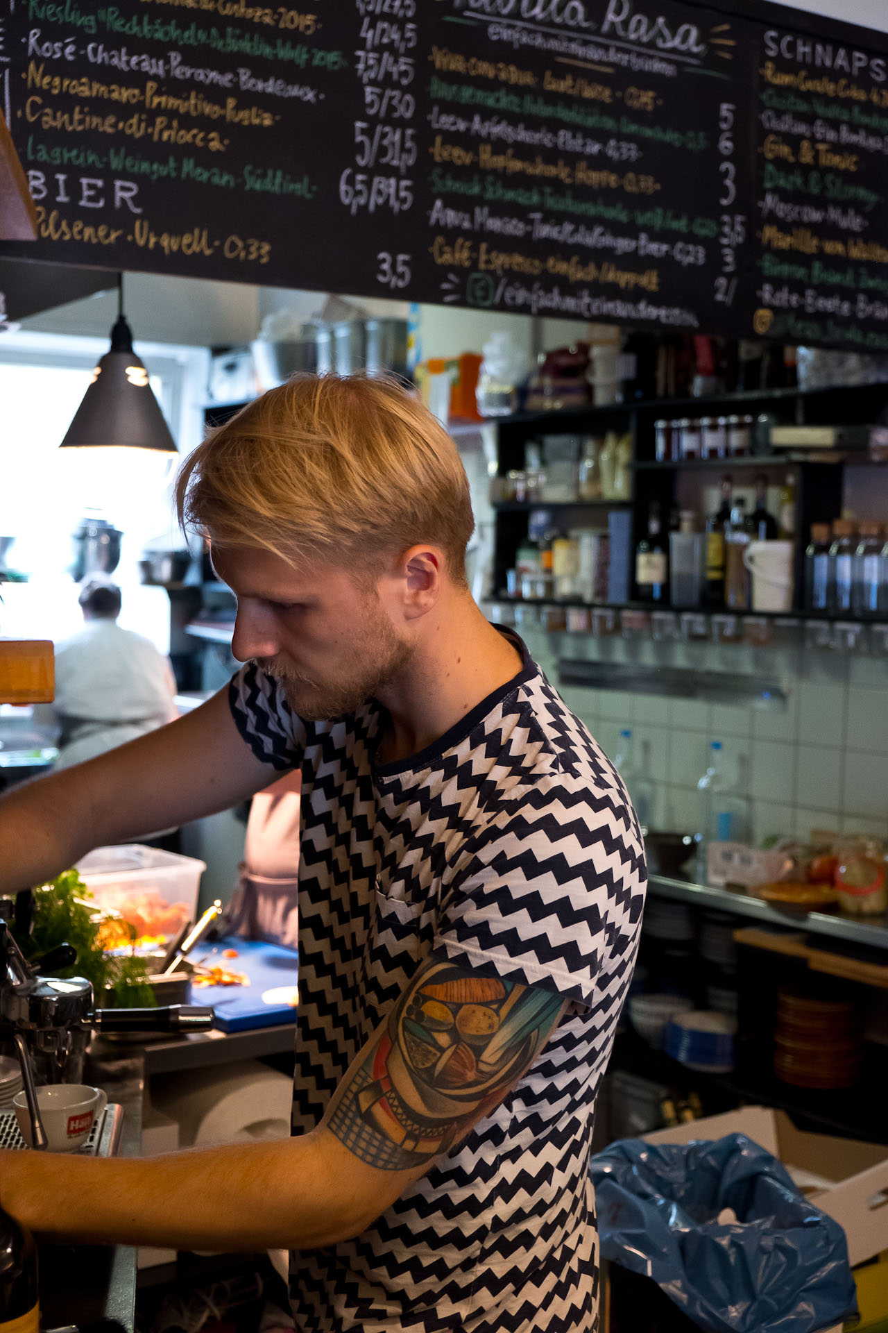 Team Tabula Rasa @ Cook Up Culinary Gallery